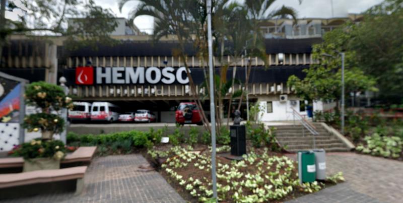 Hemosc Unidade Florianópolis Horário de Funcionamento: Segunda a sexta-feira, 7h15 às 18h30 Onde: Av. Prof. Othon Gama D'Eça, 756, Centro, Florianópolis - Reprodução/ND