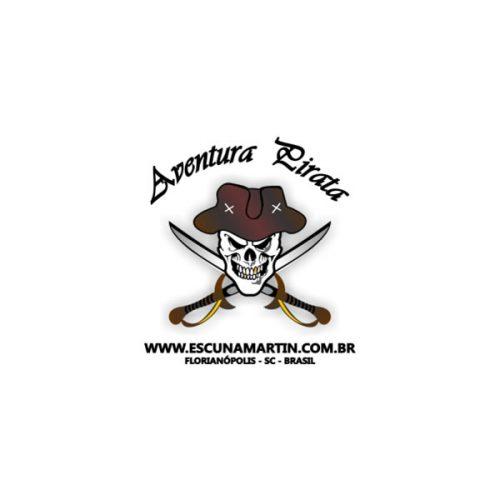 10% de desconto na Aventura Pirata