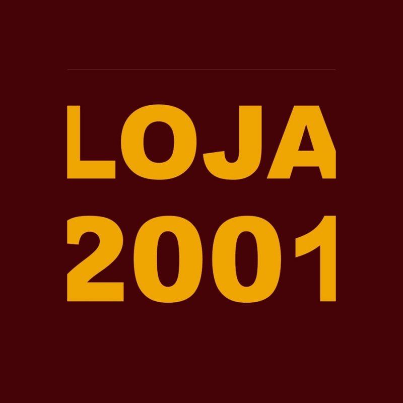 20% de desconto na Loja 2001