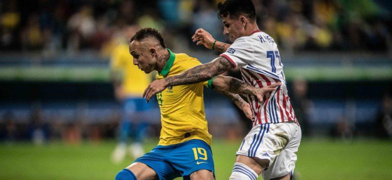 Paraguai tem dado trabalho ao Brasil – Foto : Pedro Martins / MowaPress