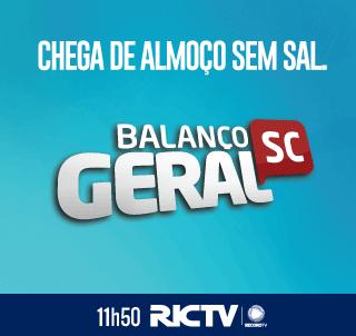 Balanço Geral Florianópolis