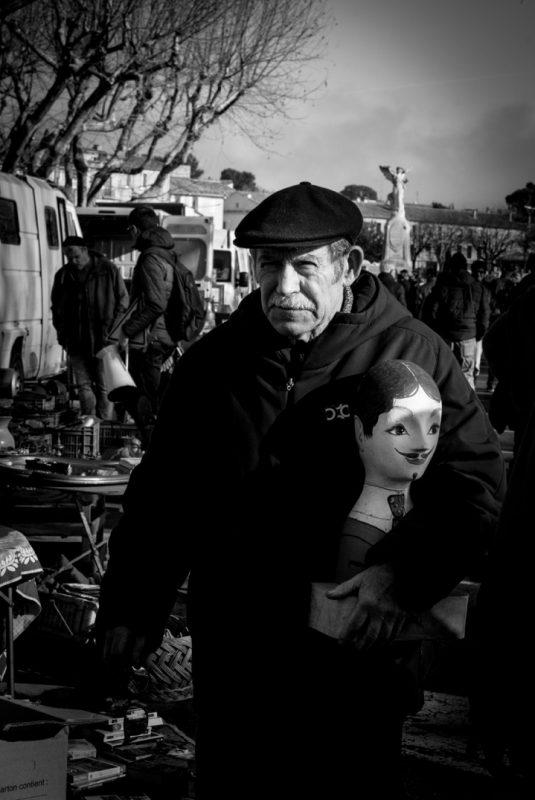 As imagens que compõem a exposição fogem das representações tradicionais da Provence – André Cunha/ Divulgação