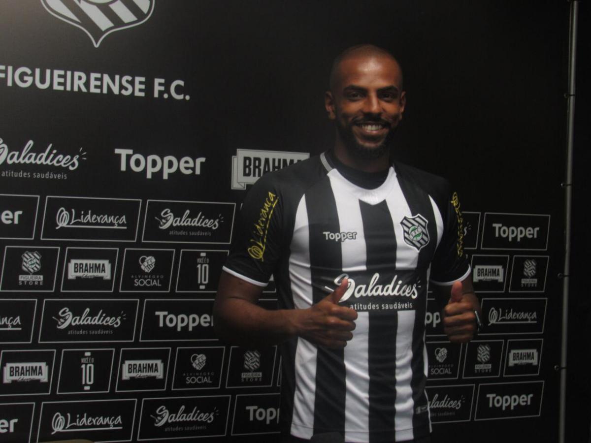 Ruan Renato, novo zagueiro do Figueirense - Figueirense FC/divulgação/ND