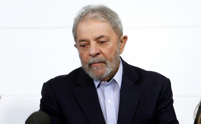Ex-presidente Lula pediu acesso completo ao acordo de leniência firmado entre a Odebrecht e o Ministério Público Federal – RIC Mais SC/Divulgação/ND
