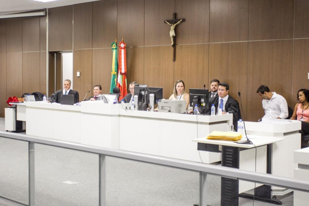 Motorista foi condenado a oito anos e dois meses de reclusão - Marco Santiago/ND