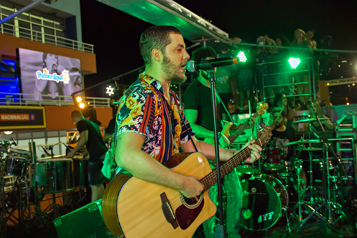 """set open format. Jammil acaba de lançar a faixa """"Deixa Balançar"""", aposta para o Carnaval 2019 - Divulgação/ND"""