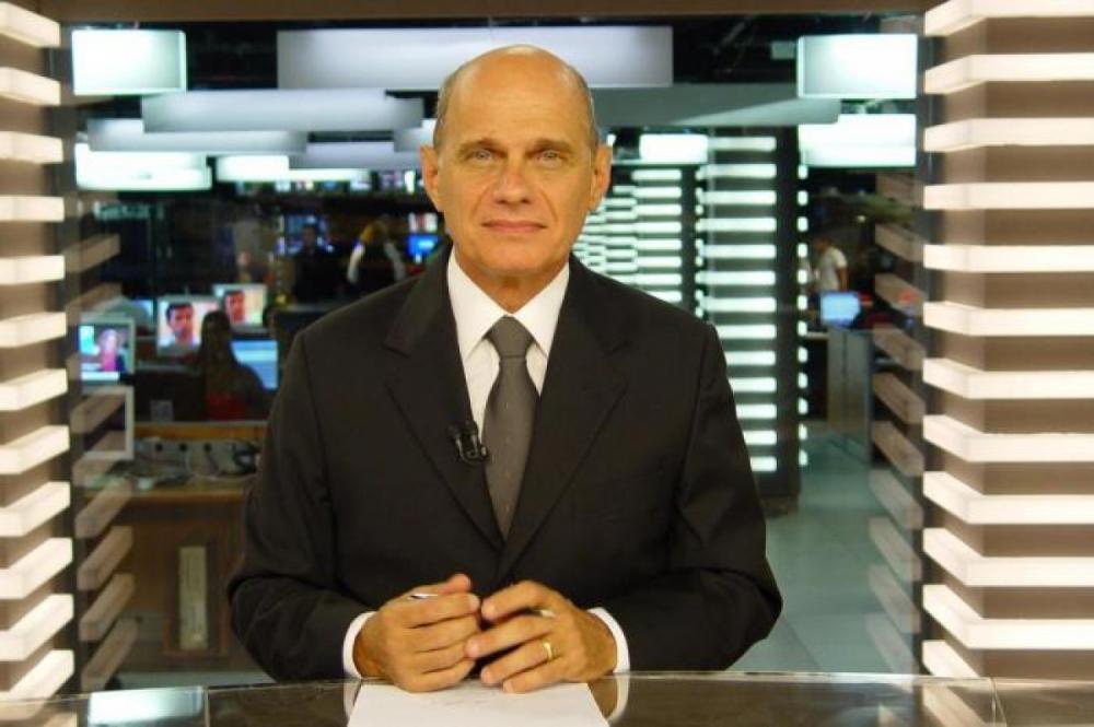Ricardo Boechat - Band/Divulgação