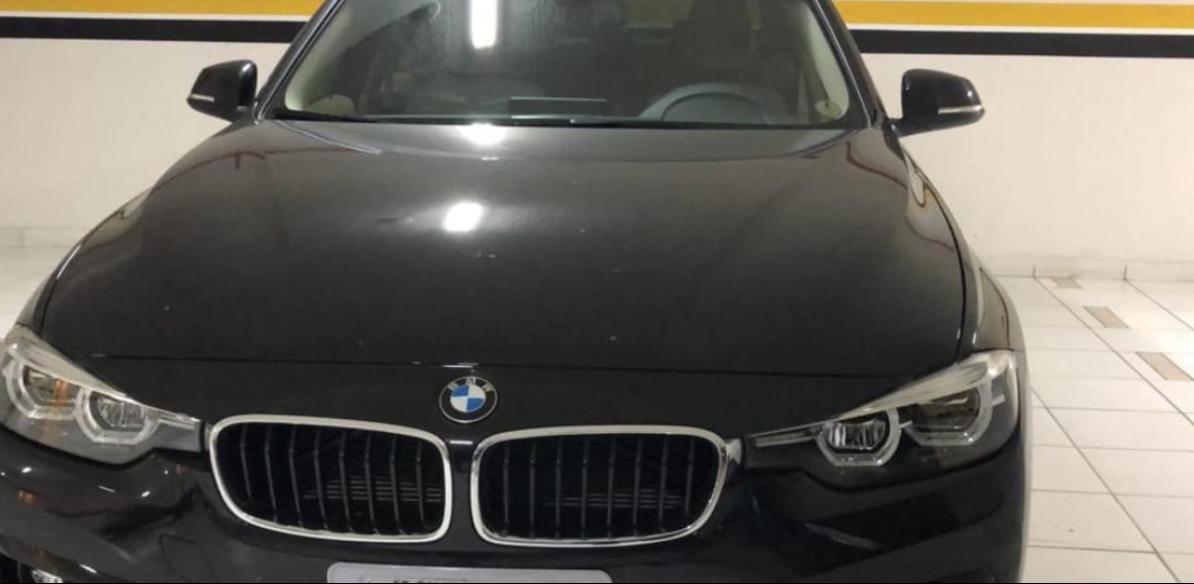 Um carro de luxo também foi apreendido pela Polícia Federal - PF/Divulgação/ND
