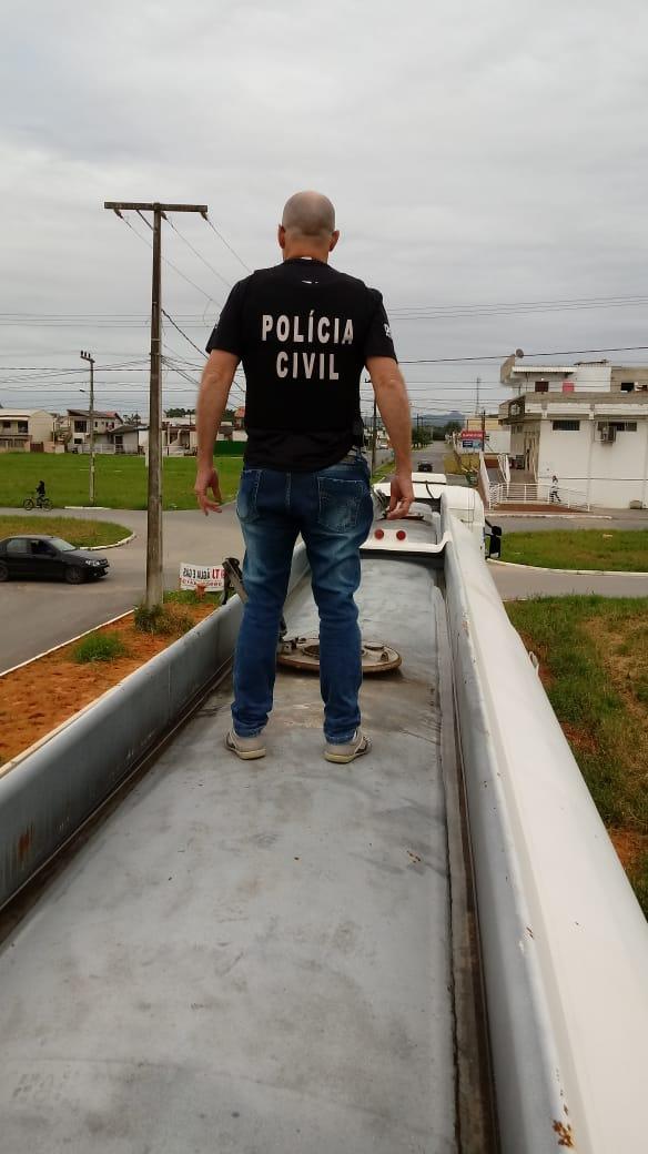 Policial  - Polícia Civil/Divulgação/ND