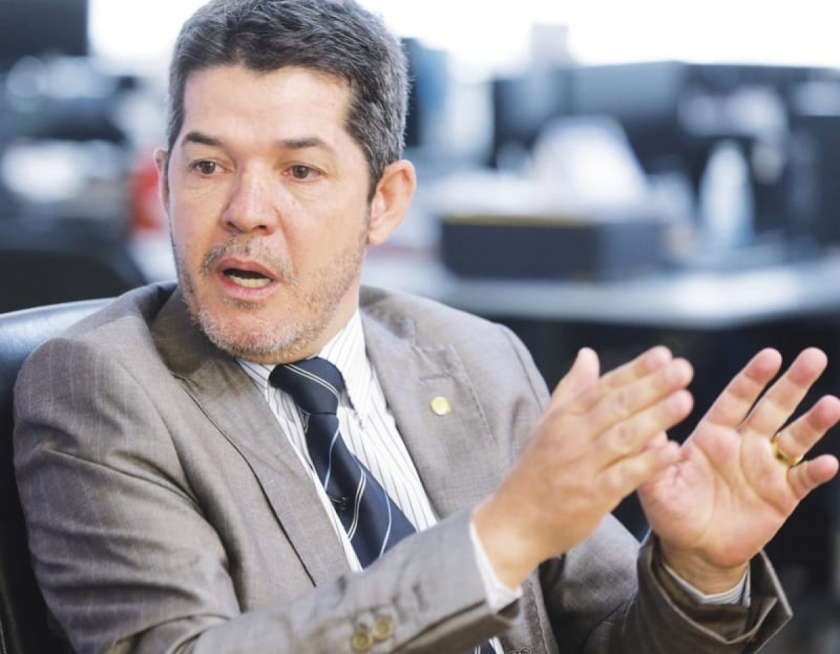 Delegado Waldir, líder do PSL na Câmara - R7/Divulgação/ND