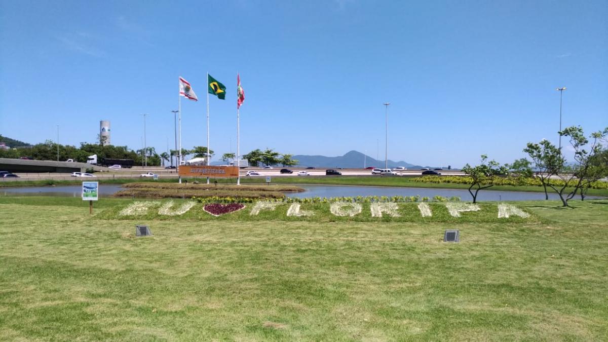 Lago das Bandeiras foi adotado pelo Sicoob Central SC/RS - Divulgação/ND