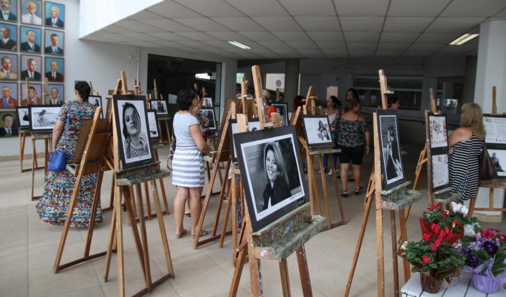 Fotos foram feitas por alunos e coordenadas pelo professor Radilson - Divulgação/PMSJ/ND