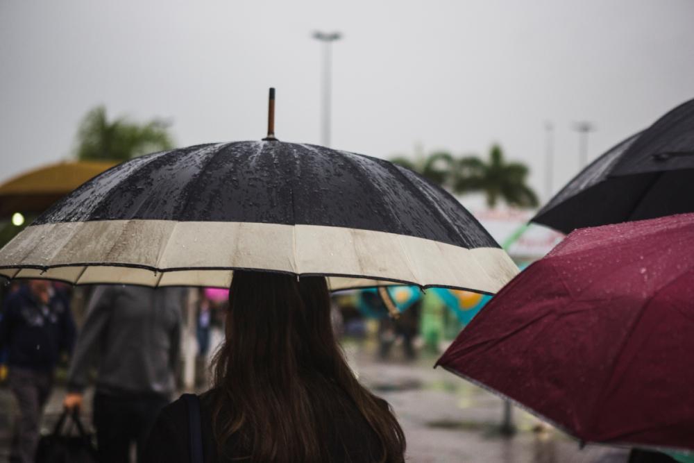 Segunda-feira deve ter chuva isolada em Santa Catarina - Arquivo/Daniel Queiroz/ND