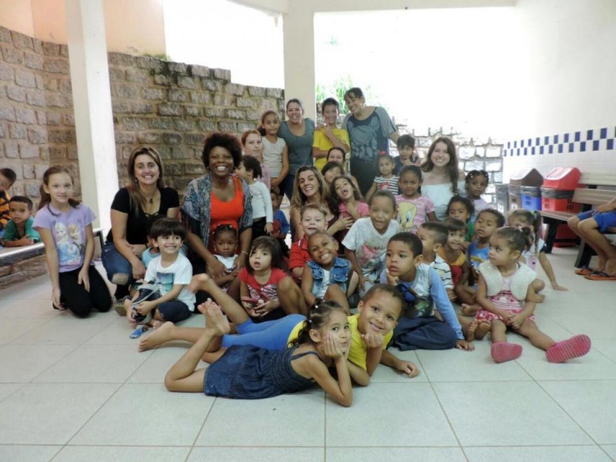 Crianças da rede municipal de ensino da Capital retornam às aulas na próxima quarta-feira - PMF/Divulgação/ND