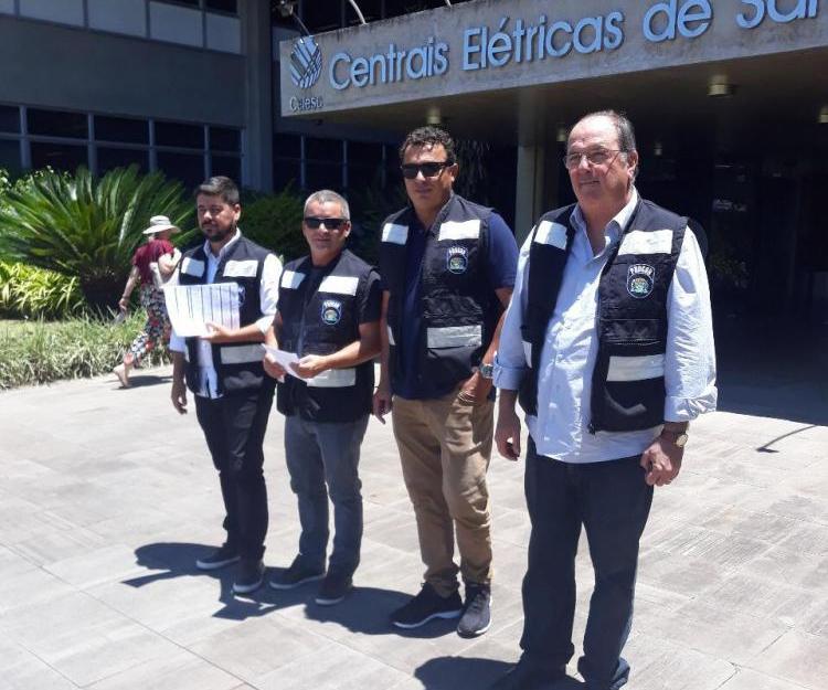 Procon de Florianópolis autua Celesc por dano coletivo - Divulgação/ND