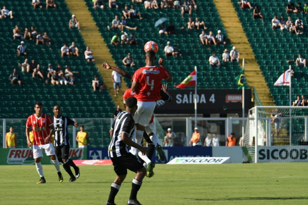 Figueirense derrota o Hercílio no Scarpelli - site Figueirense/ndonline