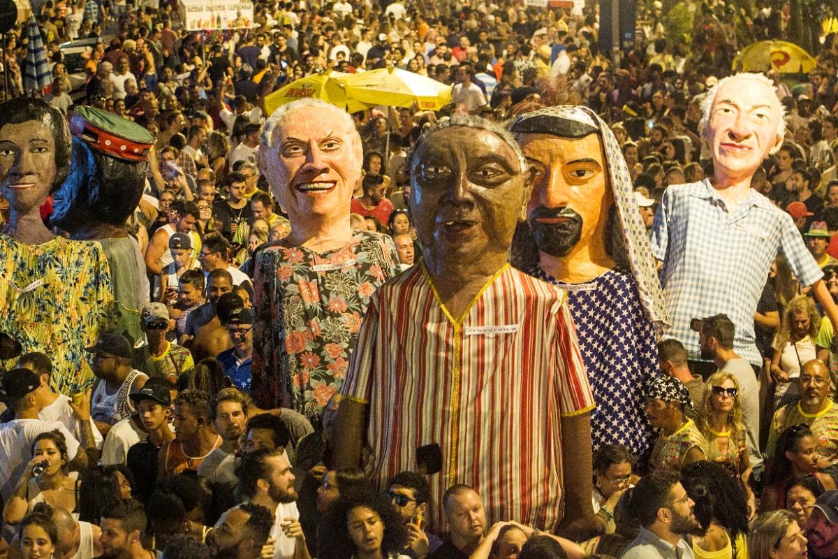 Berbigão do Boca - Marco Santiago/Arquivo/ND