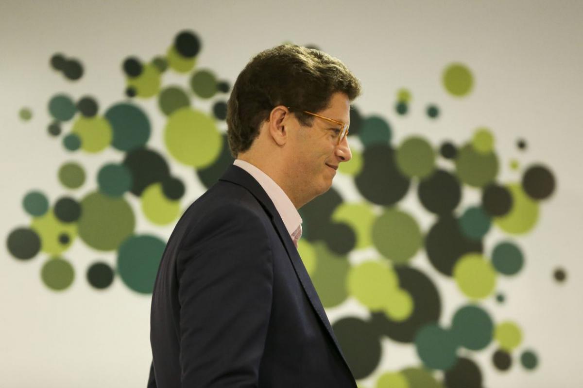 O atual ministro do Meio Ambiente, Ricardo Salles, ainda não comentou sobre os motivos que levaram ao corte financeiro – Marcelo Camargo/Agência Brasil