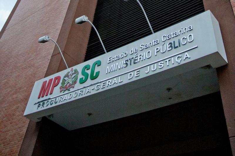Ministério Público de Santa Catarina – Foto: Arquivo/ND