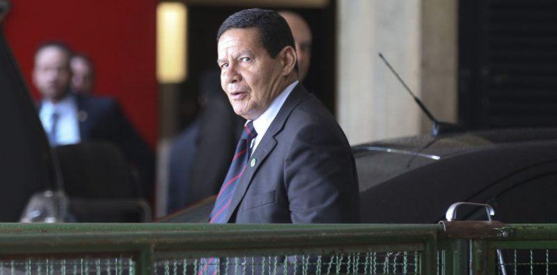 Mourão quer ser vice de Bolsonaro novamente em 2022