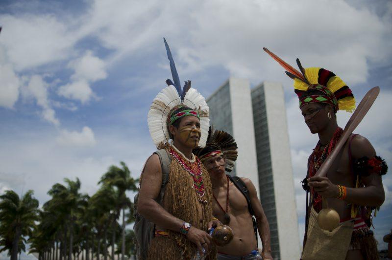 Aeronaves sucateadas deveriam garantir atendimento médico para a população indígena de todo o país – Marcelo Camargo/Agência Brasil/ND