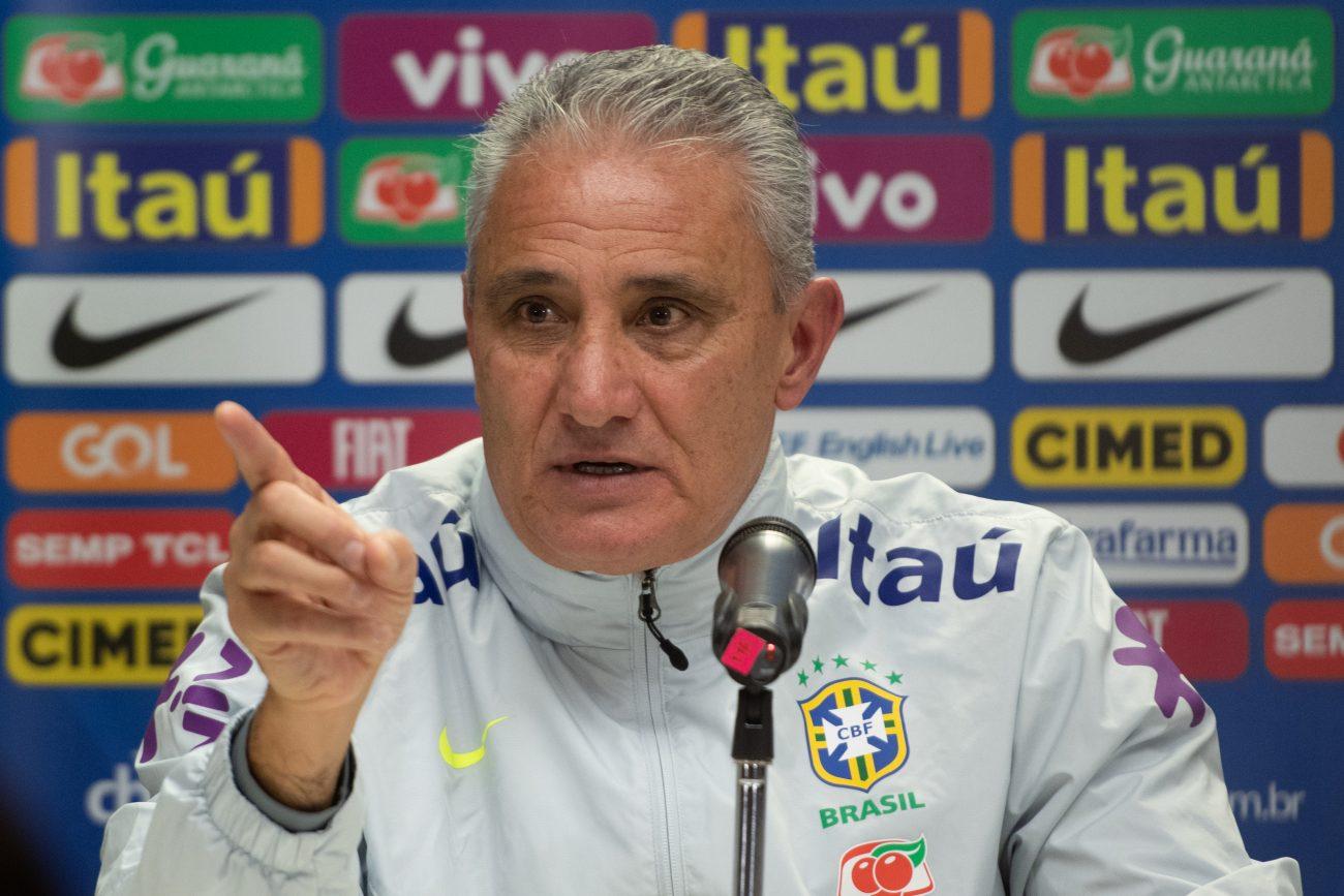 O Tite está perdido. A Seleção Brasileira está sem rumo - ND Mais - Esportes