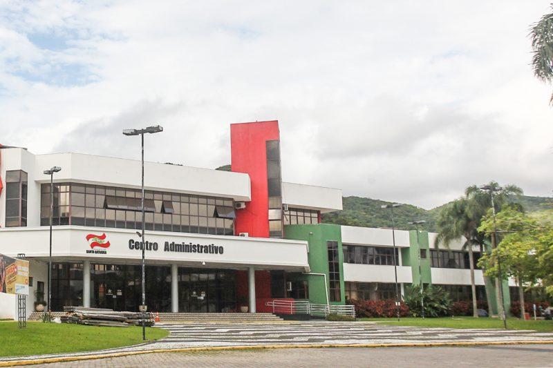 Executivo estadual informou que suspendeu preventivamente a licitação – Foto: Marco Santiago/Arquivo/ND