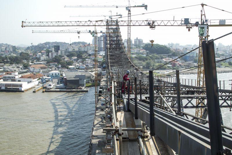 Florianópolis poderá contar com um museu sobre a Ponte Hercílio Luz – Marco Santiago/ND