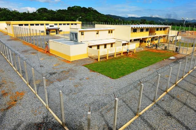 Acusado de extorquir ex-colega de trabalho, suspeito foi detido temporariamente no complexo Penitenciário do Vale do Itajaí – Arquivo/Deap/Divulgação/ND