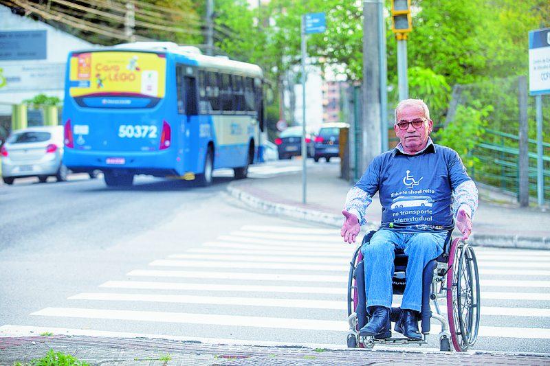 José Roberto Leal, o Zezinho, fundador e presidente da Aflodf – Foto: Flavio Tin/ND