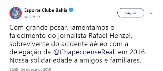 Bahia - Reprodução/ND