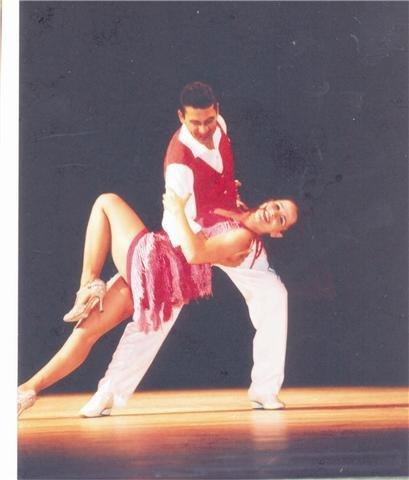 Última dança de Laura Flores, em dezembro de 2015 – Arquivo/ Laura Flores