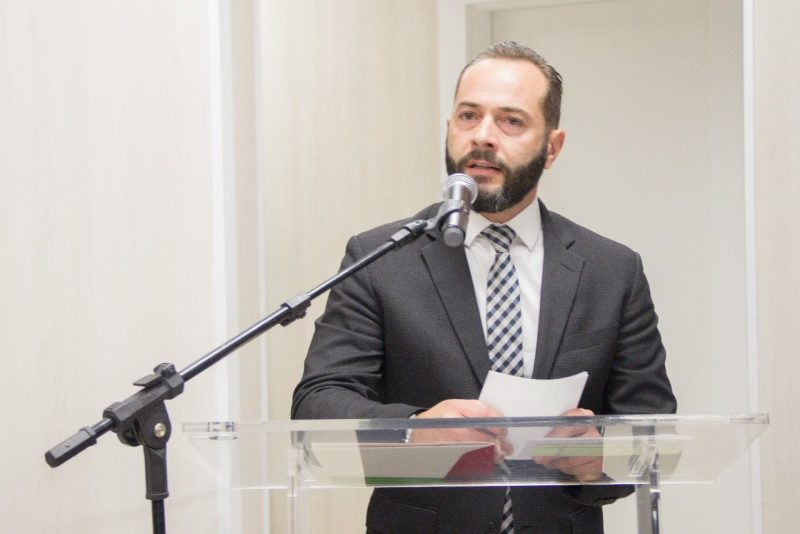 Procurador-geral de Justiça do MPSC, Fernando da Silva Comin – Foto: MPSC/Divulgação/ND