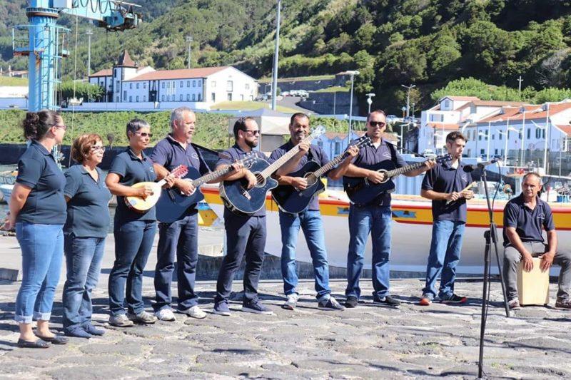 Grupo Cantares Trovas da Madrugada, de Lajes do Pico, Ilha do Pico, Açores – Divulgação/ND