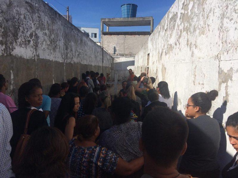 Sepultamento de Vitor Henrique Xavier Silva Santos – Schirlei Alves/ND
