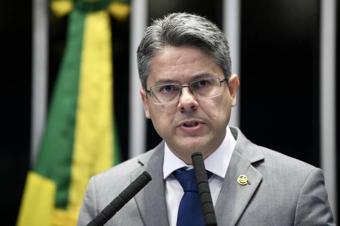 Alessandro Vieira quer o impeachment de Toffoli e Moraes – Pedro França/Agência Senado