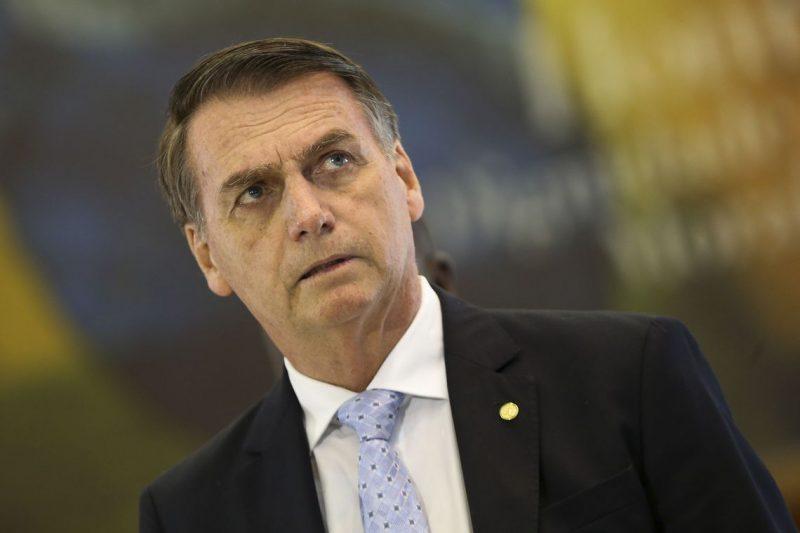 Presidente Jair Bolsonaro teve três vetos presidenciáveis derrubados. – Marcelo Camargo/Agência Brasil/ND