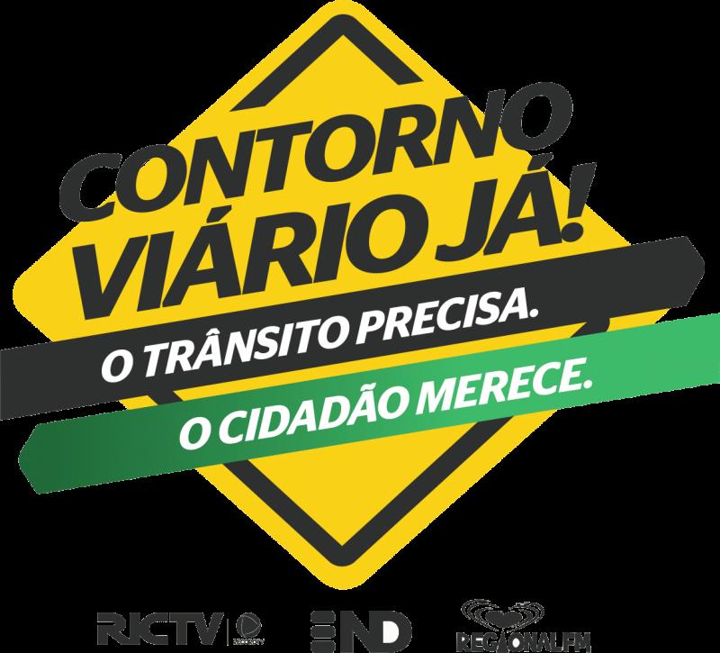 Campanha Contorno Viário Já, encampada pelo Grupo ND – Foto: Reprodução/ND