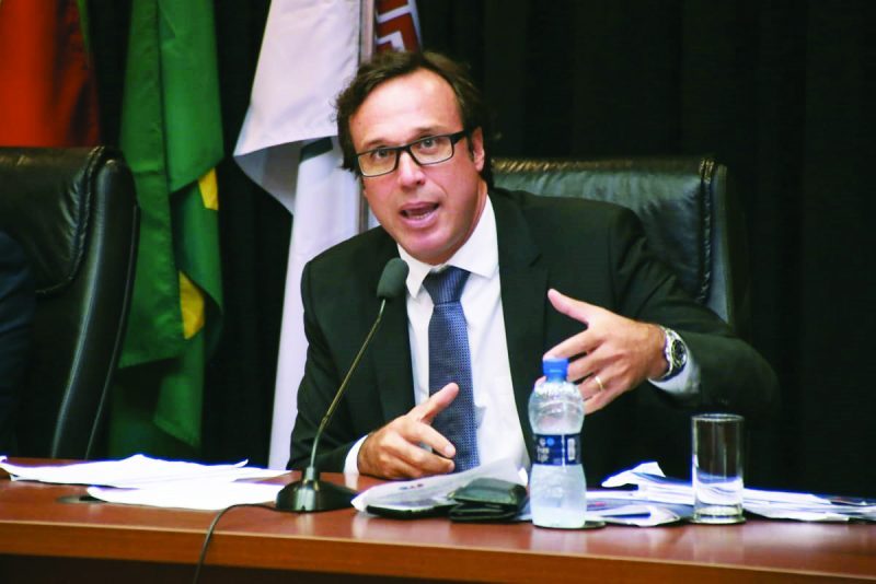 Rafael Horn, presidente da OAB-SC – Foto: Julia Knaben/Divulgação/ND