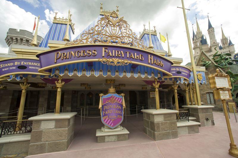 Princess Fairytale Hall - Divulgação - Divulgação/Rota de Férias/ND