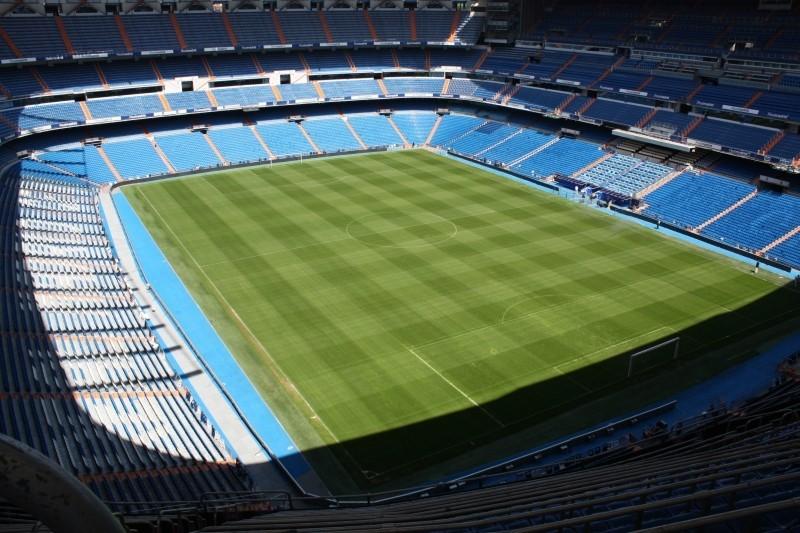 Estádio Santiago Bernabéu - VisualHunt - VisualHunt/Rota de Férias/ND