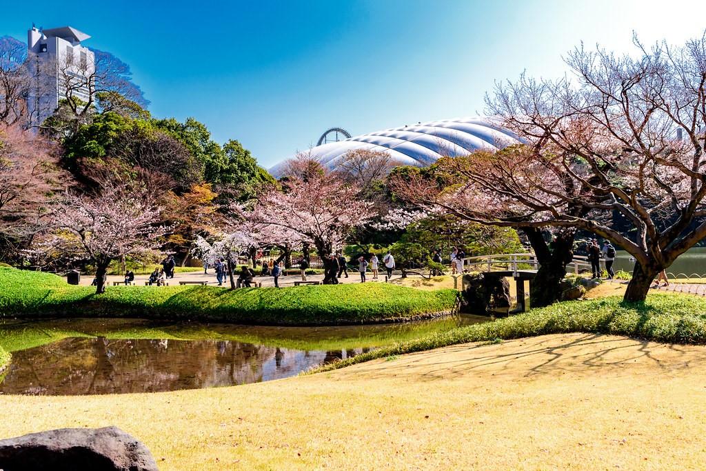 Koishikawa Korakuen, Japão - Dakiny on Visual Hunt / CC BY-NC-ND - Dakiny on Visual Hunt / CC BY-NC-ND/Rota de Férias/ND
