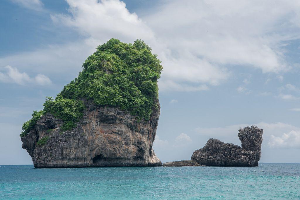 Conheça os lugares mais lindos do mundo - Ilhas Phi Phi, Tailândia - Pixabay - Pixabay /Rota de Férias/ND