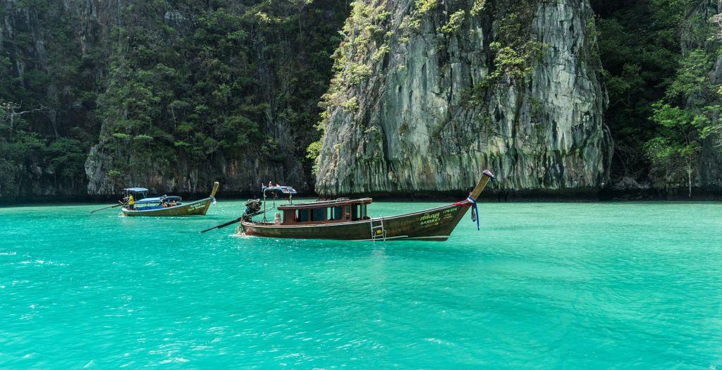 Ilhas Phi Phi, Tailândia - Pixabay - Pixabay /Rota de Férias/ND