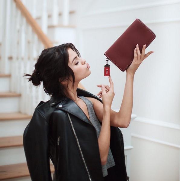 2. Selena Gomez (www.instagram.com/selenagomez) – 145 milhões de seguidores - Crédito: Reprodução Instagram/33Giga/ND