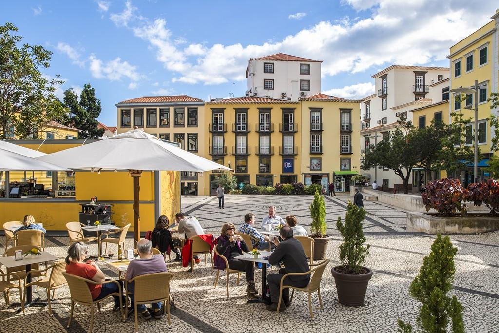 Funchal, capital da Ilha da Madeira - GregSnell/Divulgação - GregSnell/Divulgação/Rota de Férias/ND