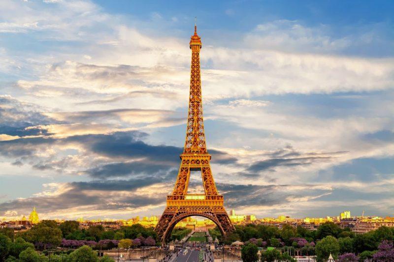 Torre Eiffel, França - Pixabay - Pixabay/Rota de Férias/ND