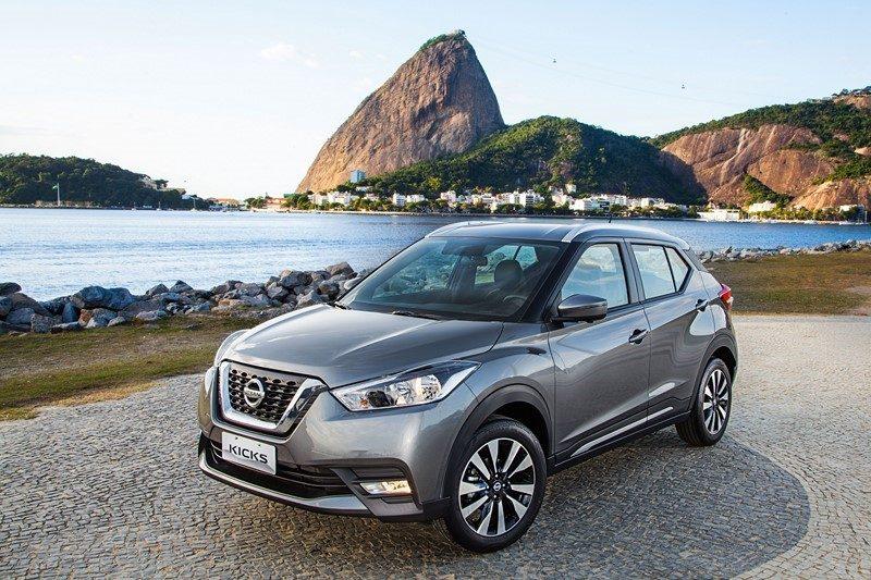 Nissan Kicks: 32 psi nos pneus dianteiros e 29 psi nos pneus traseiros - Foto: Divulgação - Foto: Divulgação/Garagem 360/ND