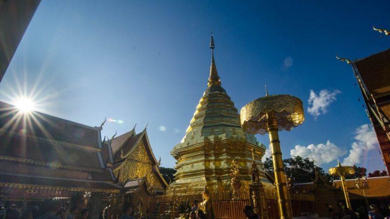 Wat Phra que Doi Suthep, Tailândia - Pixabay - Pixabay/Rota de Férias/ND
