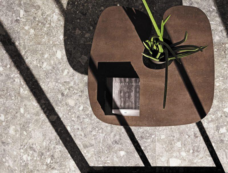 Pedra natural em porcelanato – Divulgação/Acervo Portobello